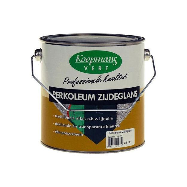 Perkoleum Zijdeglans
